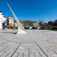 Астрономическая площадка «Парк неба» в Московском Планетарии 2021 фотографии