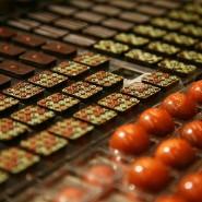 VIII международный Салон Шоколада фотографии