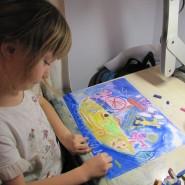 Выставка детского рисунка «Природа планеты» фотографии