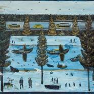 Выставка «Зазеркалье Павла Леонова» фотографии