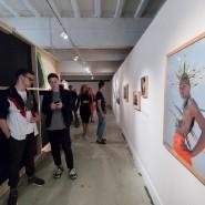 Выставка «Молодежные «униформы» Москвы» фотографии