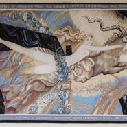 Выставка одного шедевра. Гобелен «Единорог» фотографии