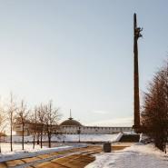 250-летие Крылова в Парке Победы фотографии