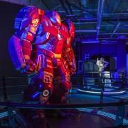 Выставка «MARVEL Мстители. Секретная БАЗА» фотографии