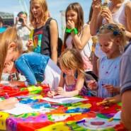 День защиты детей в Москве 2016 фотографии