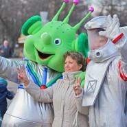 День космонавтики на ВДНХ фотографии