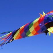 Фестиваль воздушных змеев «Пестрое небо» фотографии