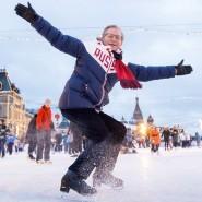 ГУМ-Каток на Красной площади 2020-2021 фотографии