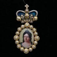 Выставка «Портреты монархов дома Романовых» фотографии