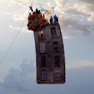 Выставка «Воздушные миры Лорана Шеера» фотографии