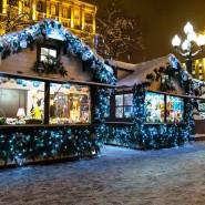 Рождественский фестиваль в парке «Сокольники» 2018 фотографии