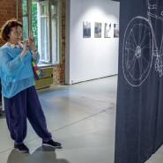 Выставка «Белыми нитками» фотографии