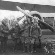 Выставка «Авиация. Утро новой эры. Россия 1910–1935 гг.» фотографии