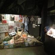 Выставочный зал истории войны в Афганистане фотографии