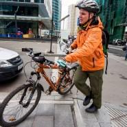 Акция «На работу на велосипеде» 2018 фотографии
