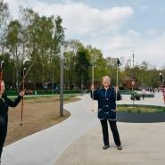 День старшего поколения в парке «Кузьминки» 2016 фотографии