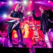 Концерт группы «Judas Priest» 2022 фотографии