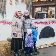 Семейная Масленица в Перовском парке 2017 фотографии