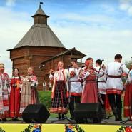 Фольклорный фестиваль «Коломенский хоровод» 2017 фотографии