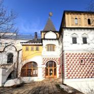 Палаты бояр Романовых фотографии
