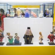 Выставка «НEреальные герои. Художники и персонажи «Союзмультфильма» фотографии