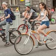 Московский велопарад 2017 фотографии