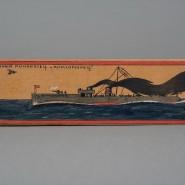 Выставка «Моряк, художник, человек. Владимир Голицын (1902–1943)» фотографии