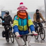 Зимний Велопарад 2018 фотографии