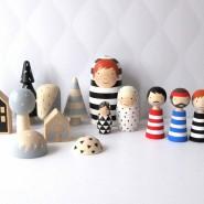 II Фестиваль деревянной игрушки на ВДНХ фотографии