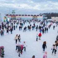 Церемония открытия зимнего сезона в парке «Сокольники» 2015 фотографии