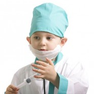 Интерактивная выставка «Стань врачом» фотографии