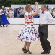 Международный день пожилых людей в парках Москвы 2018 фотографии