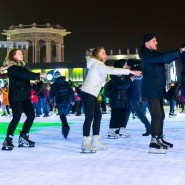«Татьянин день» в парках Москвы 2018 фотографии