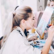 Вечеринка с рисованием картин «На холсте» фотографии
