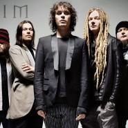 Концерт «HIM и The Rasmus» в Москве 2015 фотографии