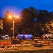 «Фестиваль фудтраков» в«Сокольниках» 2018 фотографии