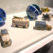 Выставка «История новогодней игрушки» фотографии