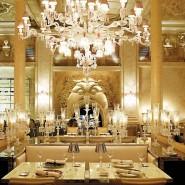 Ресторан «Cristal Room Baccarat» фотографии