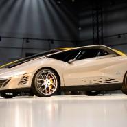 Выставка «100 лет итальянского стиля. Автомобили Нуччо Бертоне» фотографии