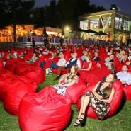 Летний кинотеатр в Саду «Эрмитаж» 2021 фотографии