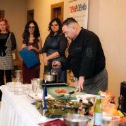 Кулинарный мастер-класс «Итальянская кухня» фотографии