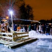Крещенские купания в парках Москвы 2019 фотографии