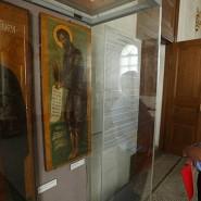 Выставка «Иконописный образ Иоанна Крестителя» фотографии
