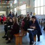 Фестиваль книжной иллюстрации и визуальной литературы «Морс» 2019 фотографии