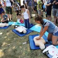 Праздник первой помощи в Сокольниках 2016 фотографии