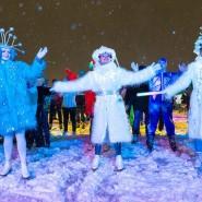 Новогодняя ночь 2019 на ВДНХ фотографии