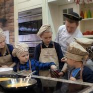 Кулинарная школа для детей «Шато де Вэссель» в ЦДМ на Лубянке фотографии