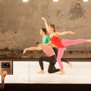 Танцевальный перформанс «Roman photo» фотографии