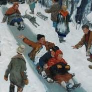 Выставка «Русская зима» фотографии