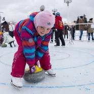День зимних видов спорта на ВДНХ 2017 фотографии